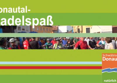 Donautal Radelspaß – der Imagefilm